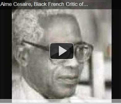 Aimé Césaire…