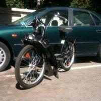 De mon VéloSolex s3800...