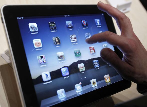 A Confesse: Oui, j'ai l'iPadinite aigüe…