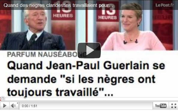 [MAJ] Nouvelle Fragrance : 'Honte' de Guerlain … à rebroussepoil…