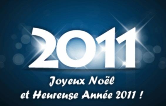 Les voeux officiels2011…