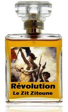 Révolution: Senteur jasmin...