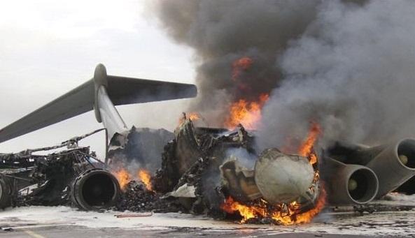 Crash d'avion cargo à Pointe-Noire: billet d'un retour au paysnatal…