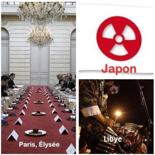 LIBYE: Ultimatum, JAPON: Ultime atome nucléaire…[Màjvidéo]