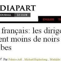 [Màj]: Moins de noirs et d'arabes en équipe de France de Foot. Les preuves...