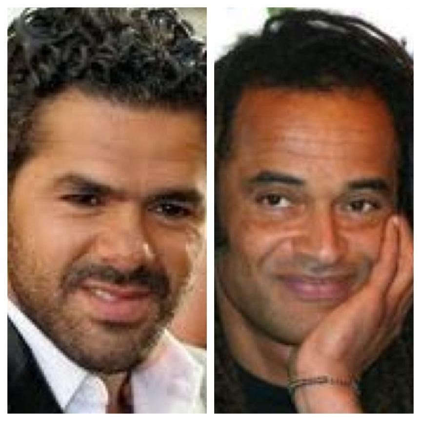 Yannick Noah et Djamel Debbouze menacés demort…
