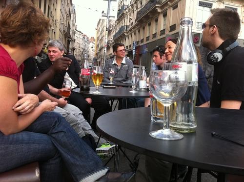 Blog-dating: Le Maire de Lyon rencontre les acteurs duWeb…