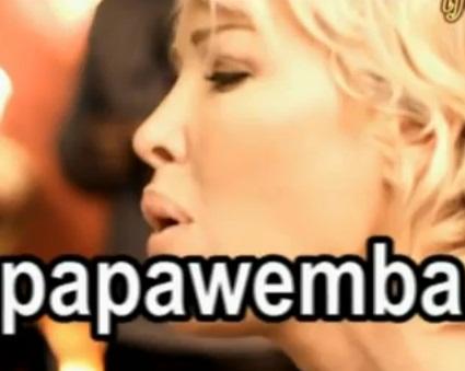 Papa Wemba & Ophelie Winter:[Clip] '' Pas elle '' Ye teoh…