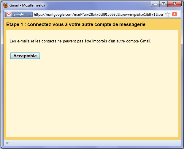 Gmail: Voici comment ''grouper'' plusieurs ''comptes Gmail'' en un seul... (2/6)