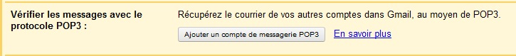 Gmail: Voici comment ''grouper'' plusieurs ''comptes Gmail'' en un seul... (3/6)
