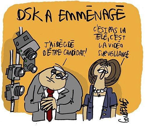 L'affaire DSK vue de Twitter: Nos internautes ont dutalent…