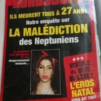 Amy Winehouse dans le Select ''Club des 27 ans'': C'est quoi ce truc?...