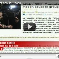 DSK : Un ''complot'' organisé depuis Paris? Accord avec le groupe Accor?…