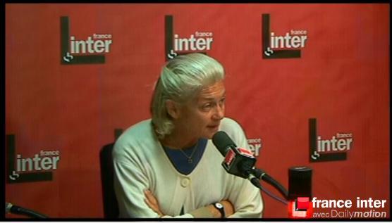 Élisabeth BADINTER: ''Politiques, éditorialistes et féministes'': Taisez-vous!…