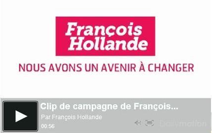 François Hollande dresse le bilan de NicolasSarkozy…