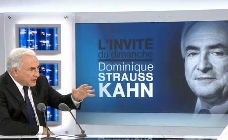 DSK : Le condamner à un travail d'intérêt général en Economie etFinance…