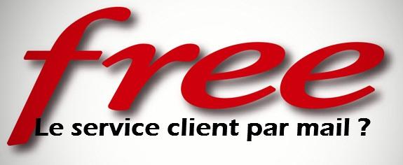FreeBox: Voici comment contacter le service client free par Mail... (1/6)