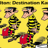 Affaire Karachi: Joe Dalton court toujours...