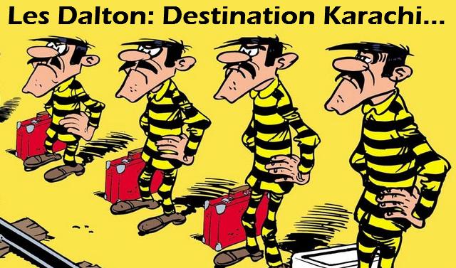 Affaire Karachi: Joe Dalton courttoujours…