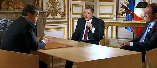 Sarkozy: ''C'est la faute à François Mitterrand'' Non! Sans deconner!?…
