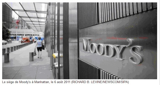 Ah! Moody's soit la note ''triple A''  de la France…