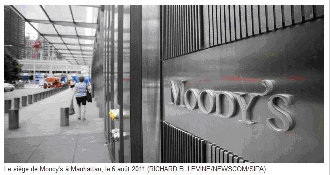 Ah! Moody's soit la note ''triple A''  de laFrance…