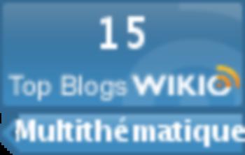 Wikio The End: Class' sur la place des ''GrandsBlogs''…