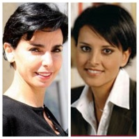 Rachida Dati, Najat Vallaud-Belkacem: Destins croisés, Législatives 2012...