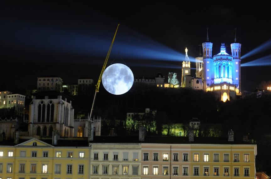 Lyon, Lumières: Le 8 décembre en 8 images,Entrez…