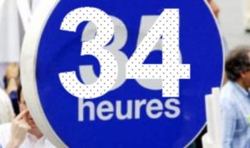 Après Martine Aubry, «Les 34 heures» de NicolasSarkozy…