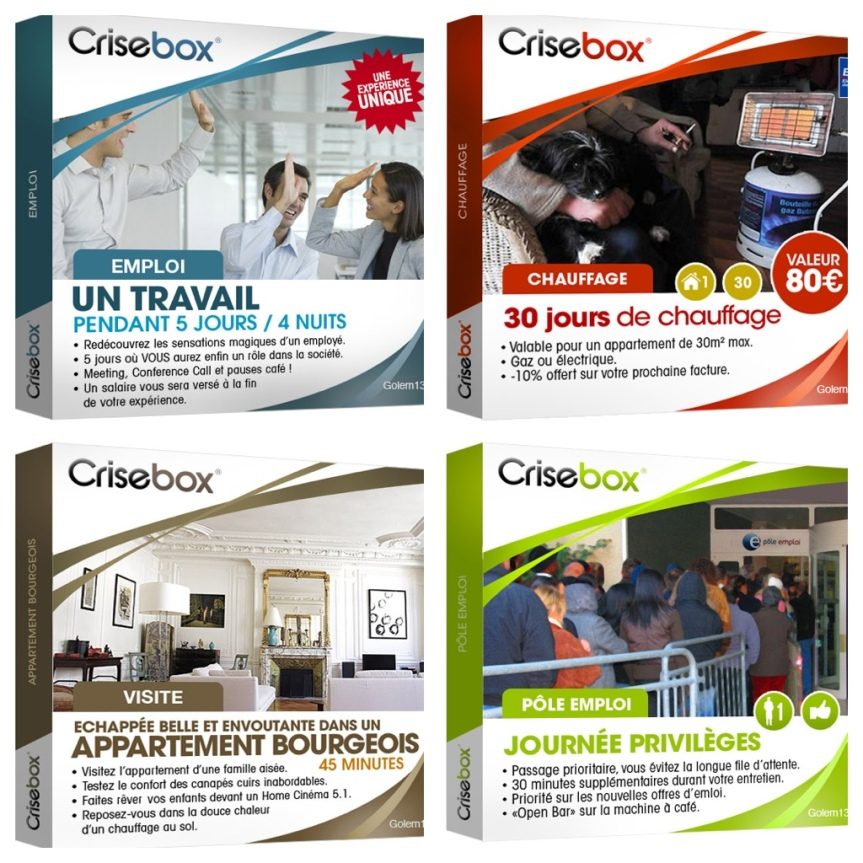 CriseBox > S'offrir un pure player social….