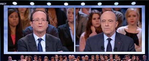 François Hollande: Droit dans les bottes d'AlainJuppé…