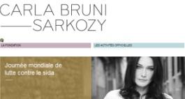 Carla Bruni: l'atout charme de l'Elysée a des soucis….