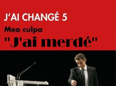 Sarkozy:»J'ai merdé», LeLivre…