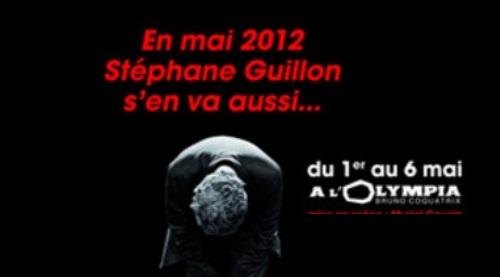 Stéphane Guillon? Ça l'affichemal…