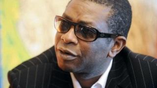 Youssou N'Dour, Candidat à la Présidentielle de2012…