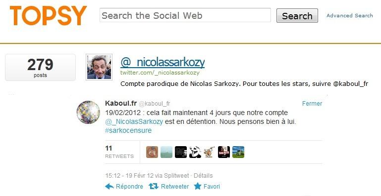 Meeting à Marseille & Censure surTwitter….