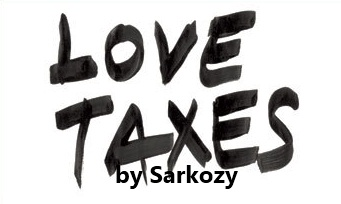 Les taxes de Sarkozy: »L'inventaire, C'est Maintenant»…