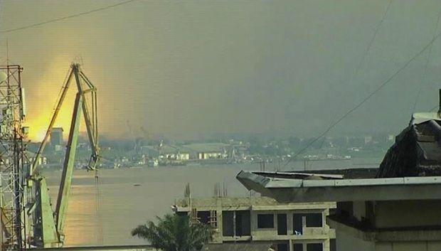 Explosions à Brazzaville > Peur sur maville..
