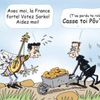 La fable de Sarkozy > ''la Cigale et la Fourmi''...