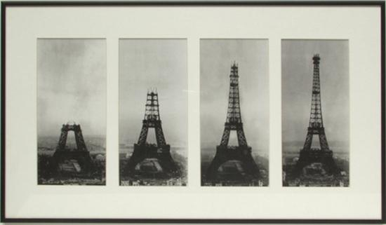 31 Mars 2012> 123ème anniversaire de la TourEiffel…