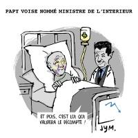 Présidentielle 2012: Vers un nouvel effet Papy Voise?