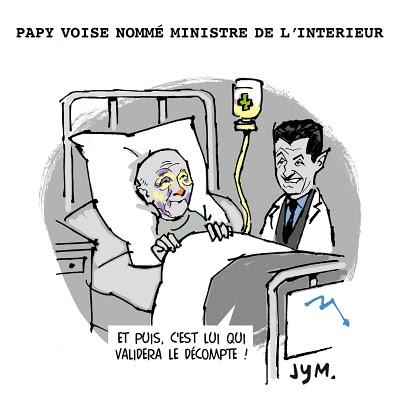 Présidentielle 2012: Vers un nouvel effet PapyVoise?