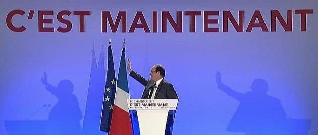 Je propose à Nicolas Sarkozy un débat avec Marine LePen…
