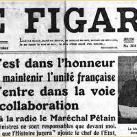 Le Figaro > La revue des UNE sur François Hollande (vidéo)...