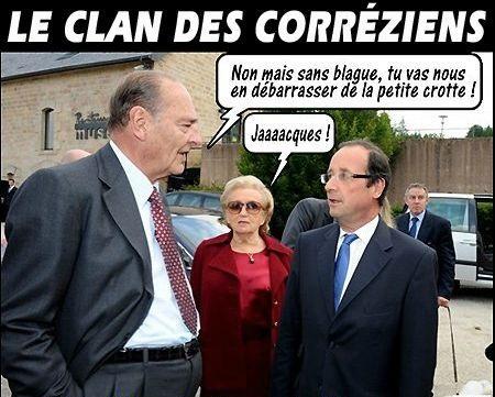 Jacques Chirac: L'info en uneimage…