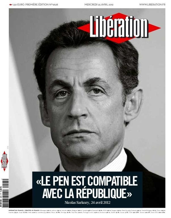 Chant de ralliement du 1er Mai: »Sarkozy, tu parles trop»…