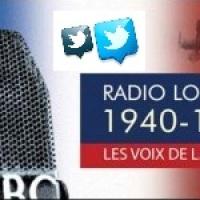 #RadioLondres > Genèse d'un hashtag sur twitter...