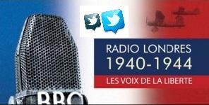 #RadioLondres > Genèse d'un hashtag surtwitter…