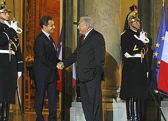 Quand Sarkozy se vantait d'avoir nommé DSK auFMI…
